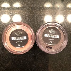 BareMinerals Mini Shadow Duo - Panache & Smolder